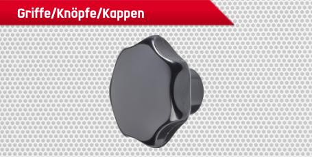 TOOLCRAFT Griffe/Knöpfe/Kappen