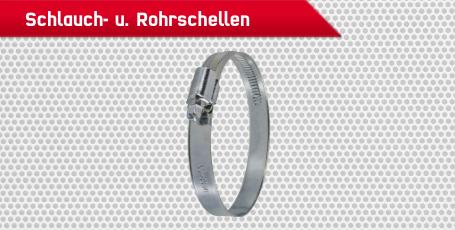 TOOLCRAFT Schlauch- u. Rohrschellen