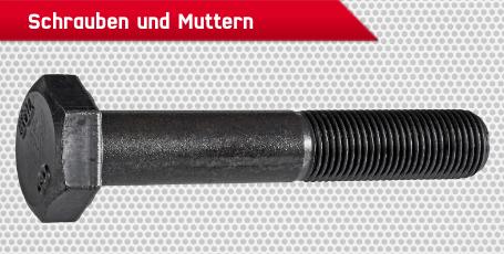TOOLCRAFT Schrauben & Muttern
