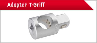 TOOLCRAFT Adapter T-Griff