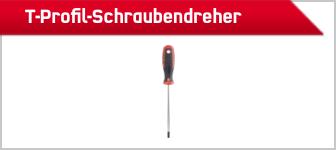 TOOLCRAFT T-Profil-Schraubendreher