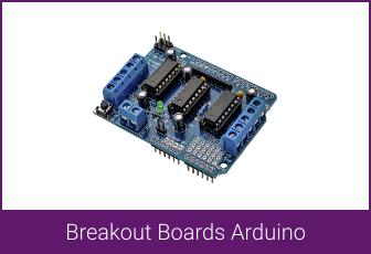 TRU Components Breakout Boards Arduino