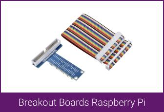 TRU Components Breakout Boards Raspberry Pi
