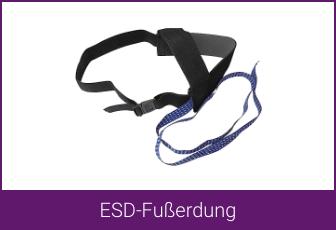 TRU Components ESD Fußerdung