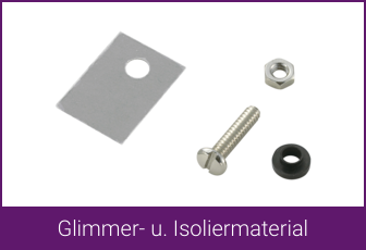 Glimmer- u. Isoliermaterial
