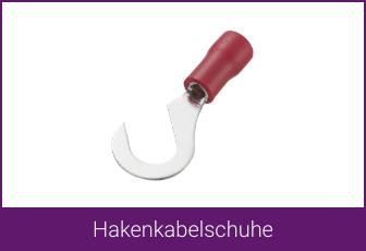 TRU Components Hakenkabelschuhe
