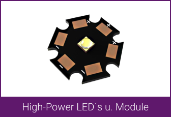 High-Power LED`s u. Module