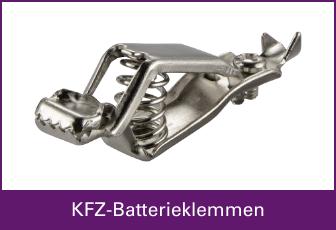 KFZ-Batterieklemmen