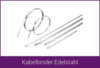 Kabelbinder Edelstahl