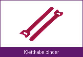 Klettkabelbinder