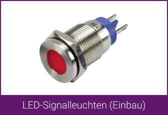 LED-Signalleuchten (Einbau)