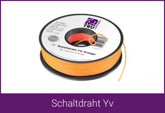 TRU Components Schlatdraht Yv
