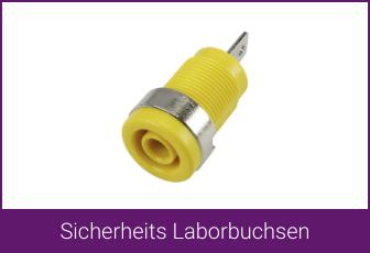 TRU Components Sicherheits-Laborbuchsen