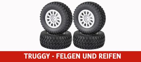 Truggy Felgen und Reifen