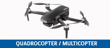 REELY Quadrocopter/Multicopter