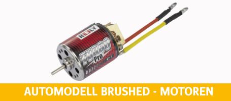Brushed Motoren