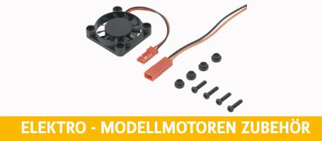 Elektro Modellmotoren Zubehör