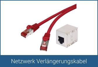 renkforce Netzwerk Verlängerungskabel
