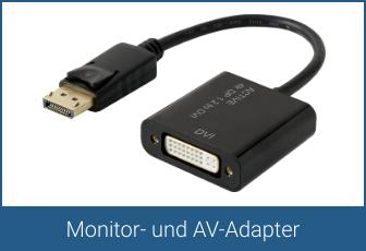 Monitor- und AV-Adapter