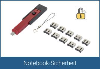 Notebook-Sicherheit
