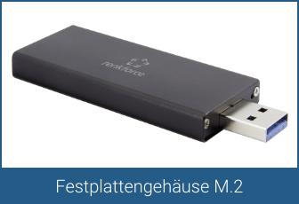 Festplattengehäuse M.2