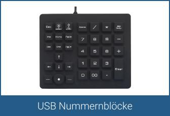 USB Nummernblöcke