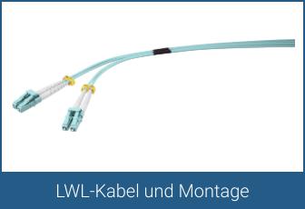 renkforce LWL Kabel & Montage