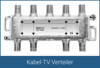 Kabel-TV Verteiler