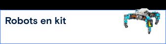 Robots en kit - voir tous les produits ►