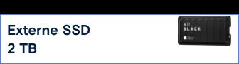 SSD Festplatten 2 TB