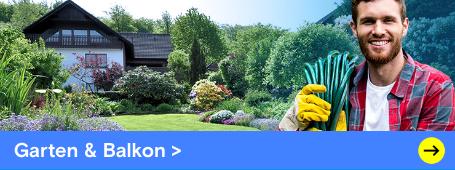 Gartenprojekte mit Toolcraft - Jetzt entdecken »
