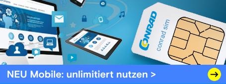 Die unlimitierte Daten SIM-Karte »