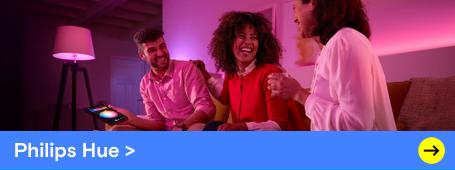 Tauchen Sie Ihr Zuhause in unglaublich schöne Farben mit Philips Hue »